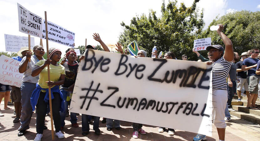 Nelson Mandela Foundation: Time is of the essence – Zuma must go, NOW!