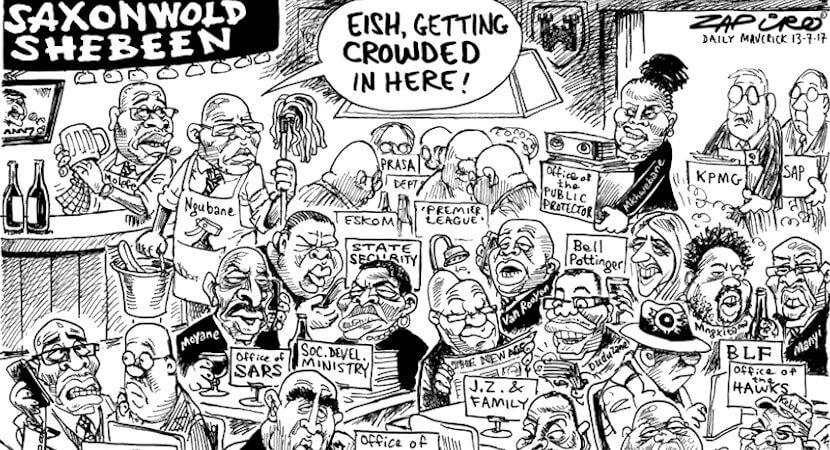 Tannie Evita: These 11 ANC politicians MUST go directly to jail. Do not pass a Gupta!