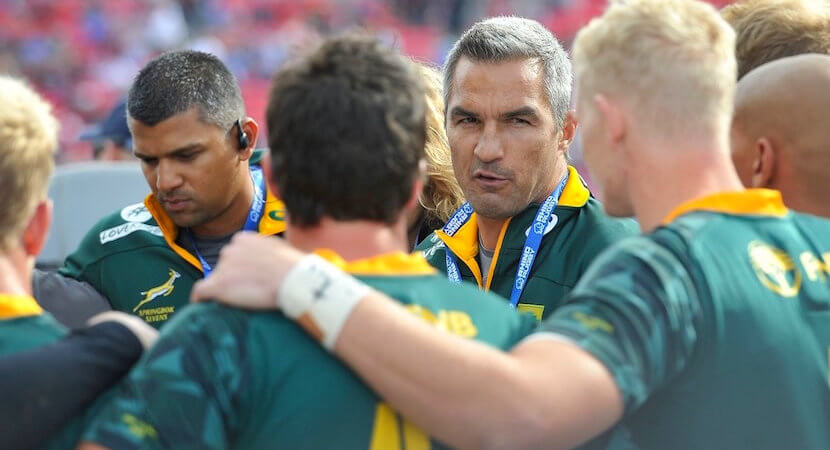 Disappointment at the Rugby World Cup Sevens as the Blitzboks finish third