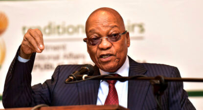South Africa spent R18.2bn on VIP protection during the Zuma years – report