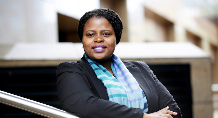 Nanagolo Phiri, Co-head of the Debt Financing Group at RMB