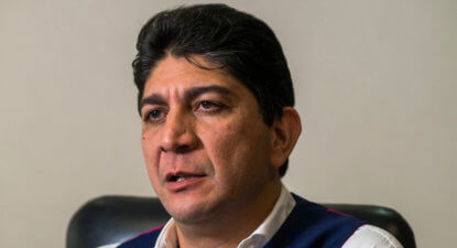 Vodacom CEO Shameel Joosub blasts govt plan to 'expropriate' spectrum