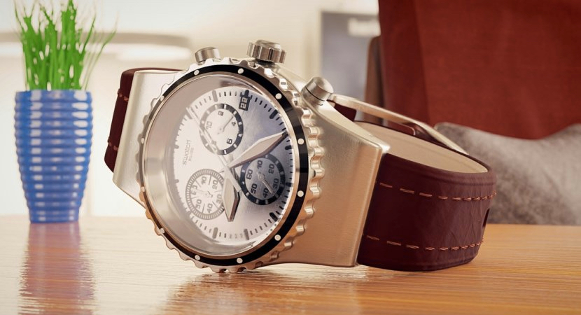 c42dd3b8032 Richemont takes  240 million hit as Swiss watch market tanks – The Wall  Street Journal