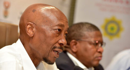 Now a suspended Moyane faces further scrutiny in a commission of inquiry