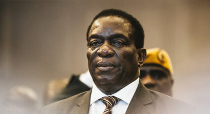 Emmerson Mnangagwa: His REAL role in 5 Brigade killings – FT
