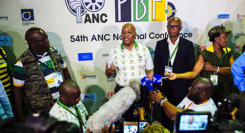 The Fourth Estate does SA's democratic liberation proud