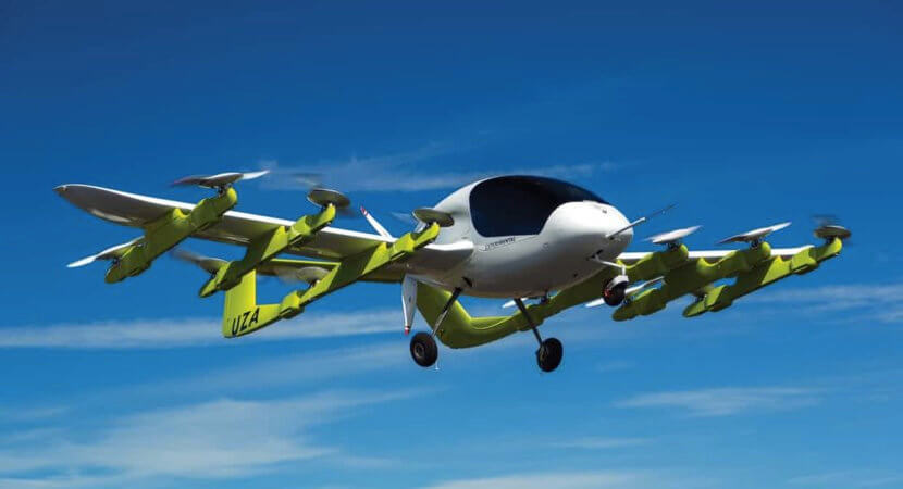 Flying taxis finally arrive… in New Zealand