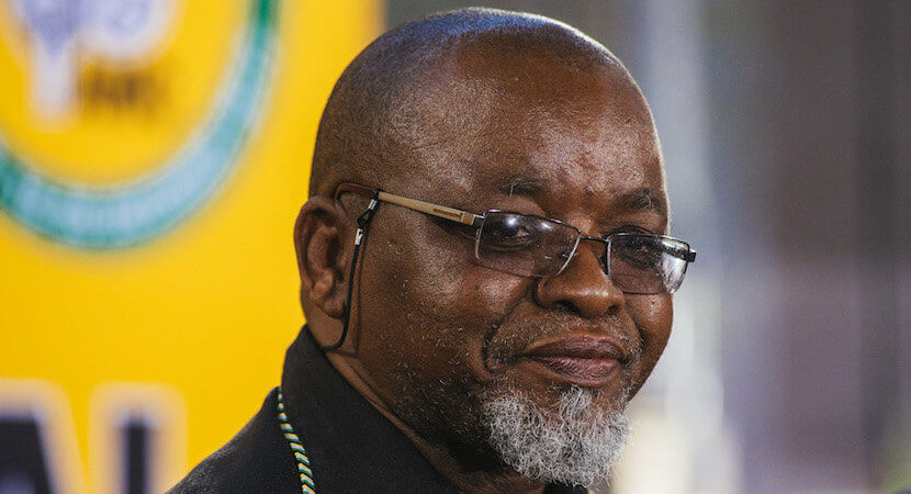 Gwede's gambit on carry-through, topping up BEE ownership for miners