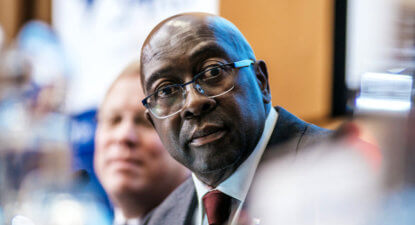 Finance minister Nhlanhla Nene backs PIC boss Dan Matjila amid political row
