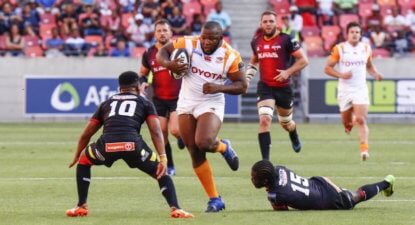 Cheetahs' Ox Nche to join Springbok training camp