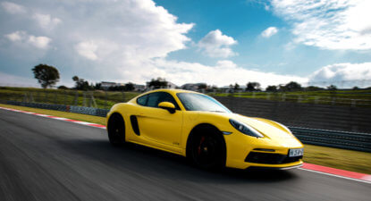 Porsche 718 GTS: a true sports car for every occasion
