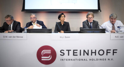 Steinhoff AGM rides out the storm – popular antipathy unabated