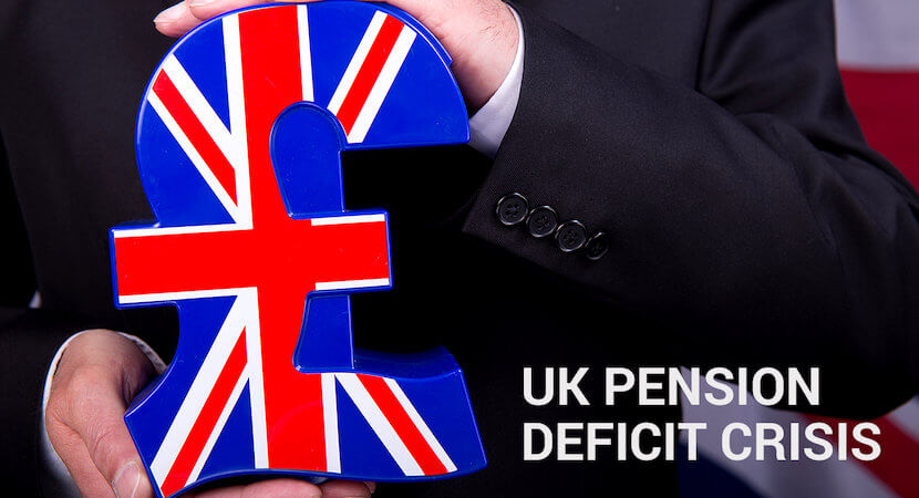 Your UK pension may be at risk from the deficit crisis