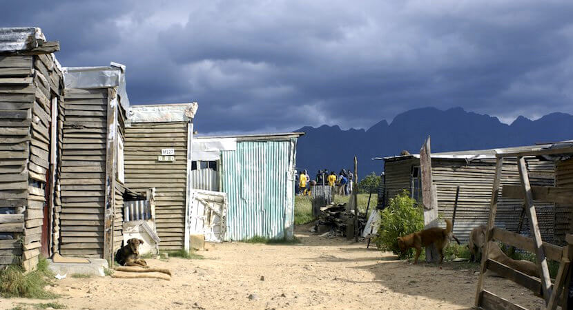 Inequality is a MUCH BIGGER risk to SA than land problem: Leonid Bershidsky