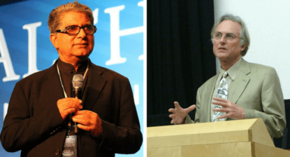 Deepak Chopra v Richard Dawkins – for me, it's not a contest