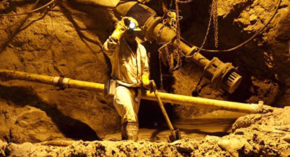 Another 1,560 jobs will be lost in SA's battered mining industry