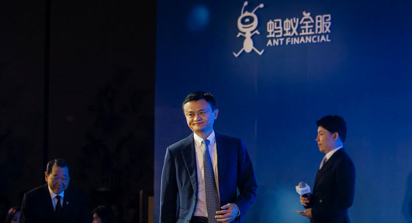Want to invest in Jack Ma's Ant Financial? Then Tencent is off limits – The Wall Street Journal