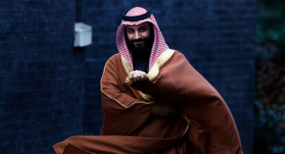 "Lesson for SA as Saudi ""Davos in the desert"" no shows pile up"