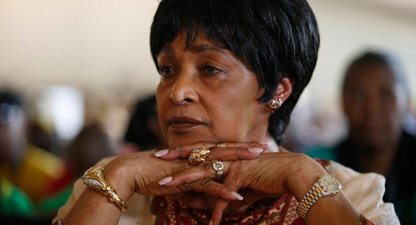 "Derek Carstens: Race is on for ownership of ""Winnie Mandela"" brand. Here's the likely winner."