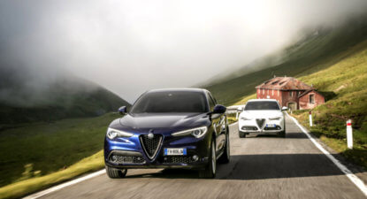 Alfa Romeo Stelvio: redefining the SUV