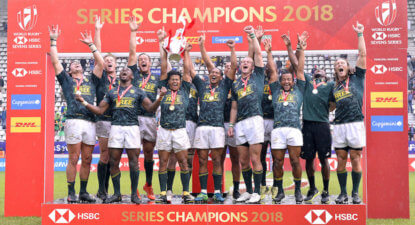 Blitzboks secure a second successive World Sevens Series title