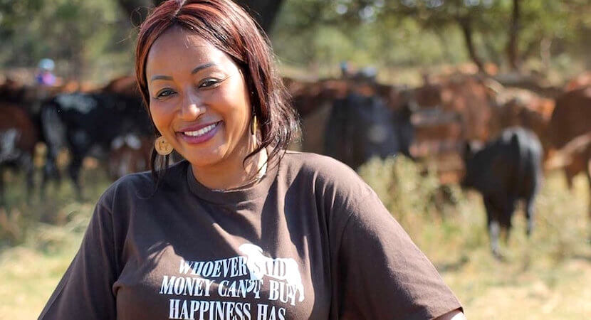 Brylyne Chitsunge: The Medical PhD turned commercial farmer bringing Mandela's Qunu dream to life