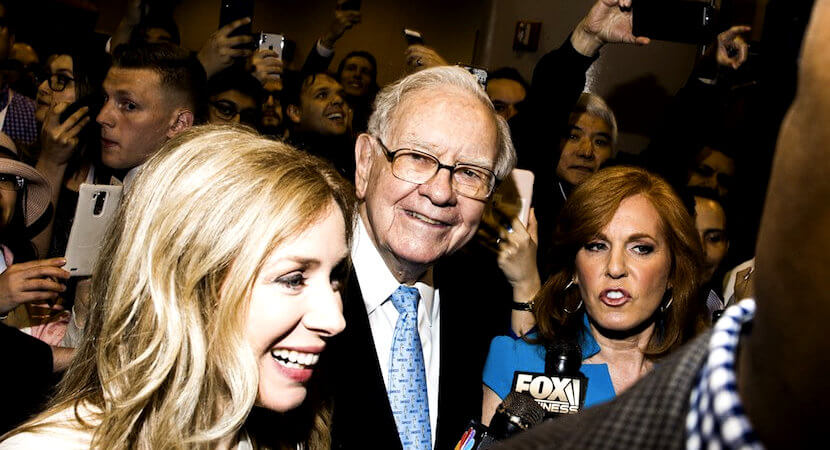 Warren Buffett set to give Berkshire Hathaway stock a big boost with share buybacks