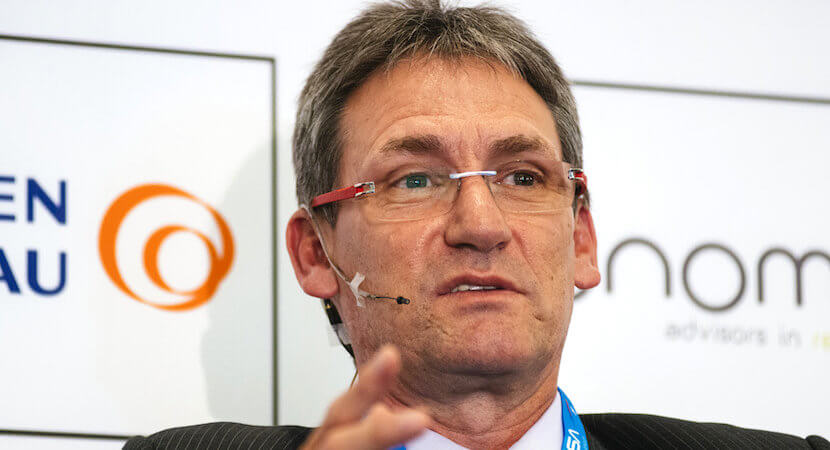 Chris Griffith: Anglo Platinum's leader on the CEO SleepOut, fuel cells and a challenge to his mining peers