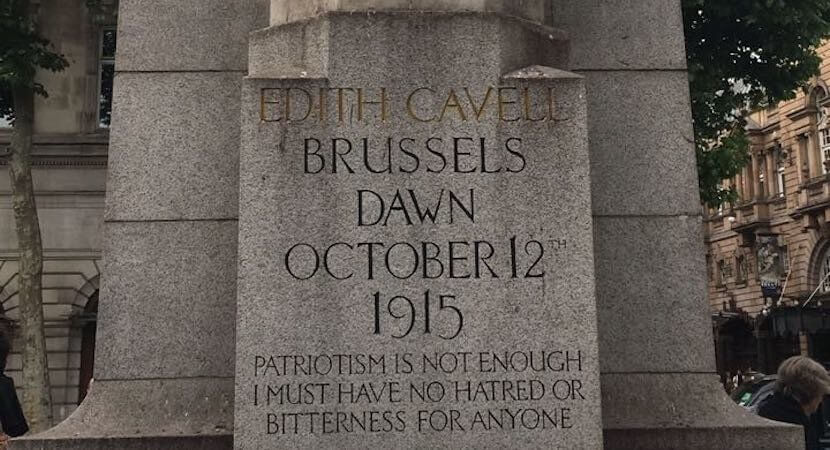 Edith Cavell, the heroine who lives on in Hillbrow