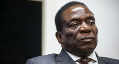 Who tried to kill Emmerson Mnangagwa? DM joins the dots