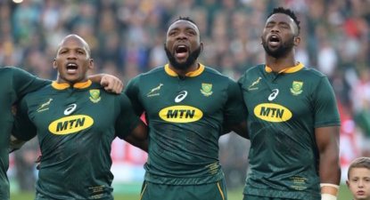 Beast Mtawarira to reach a century of Test matches