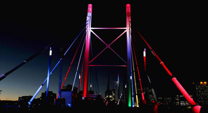 2016 CEO SleepOut – A cold night on The Nelson Mandela Bridge