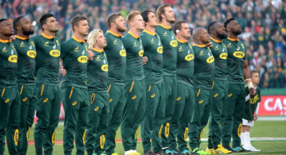 Five changes to the Bok team to face England at Newlands