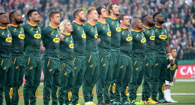 Springboks, Green & Gold