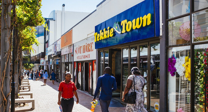 Ex-Tekkie Town boss gives STAR the BOOT by serving eviction notice