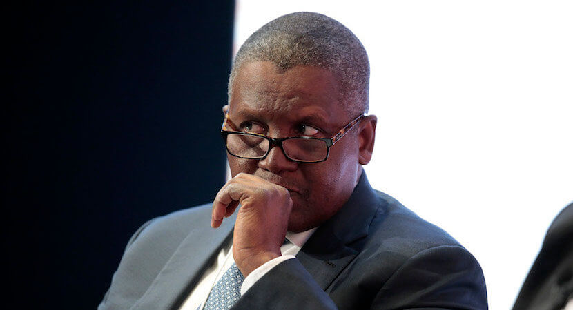 Aliko Dangote, Africa's richest man, shares tips on how to make big money in Nigeria – FT