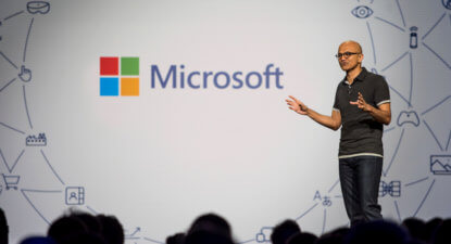 Microsoft's Cloud bursts; group revenues exceed $100bn annually – The Wall Street Journal