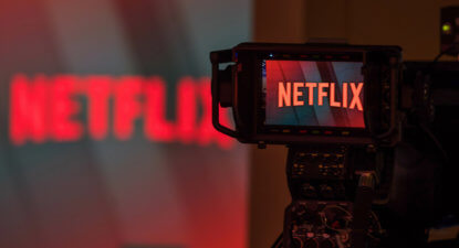 As US stocks stumble, keep your eyes on Netflix