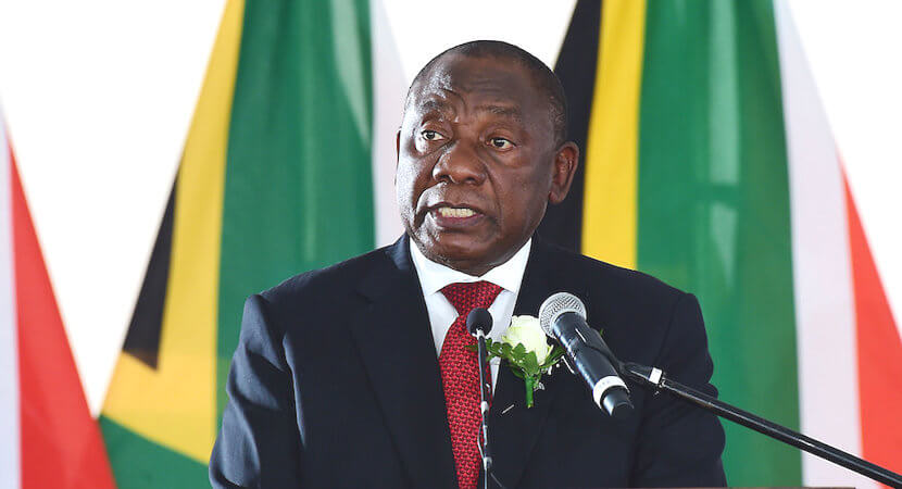 Starting to deliver on his Trillion-rand investment goal – Cyril Ramaphosa