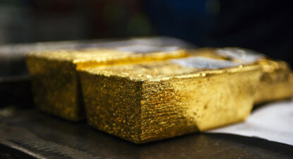 Cry, the Beloved Gold Industry: South Africa's output experiences record plunge