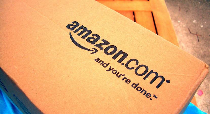 Amazon package
