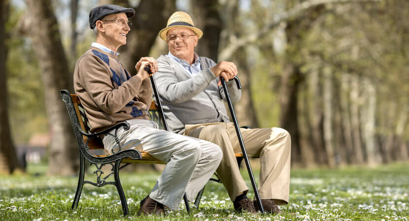 How the elderly can beat loneliness