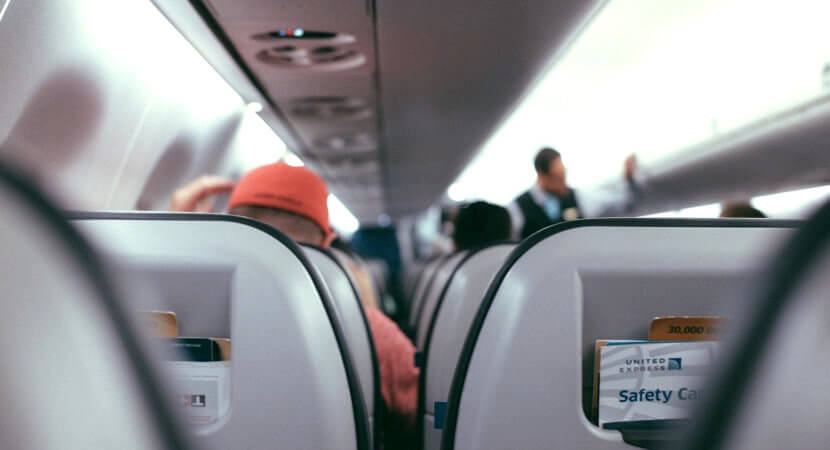 The surprising secrets to a comfortable flight – The Wall Street Journal