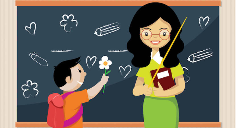 Sean O'Connor: Here's to the good teachers who change our lives for the better