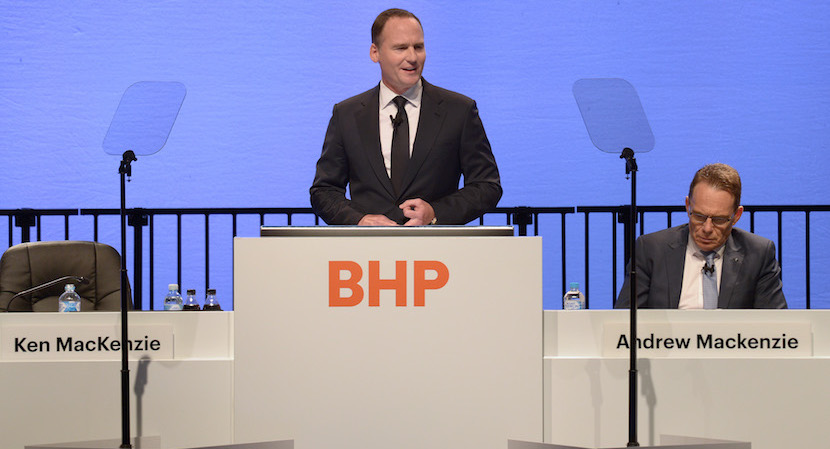 BHP declared record dividend as profit hits four-year high