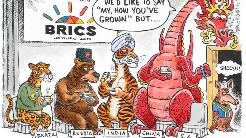 ANC embraces Chinese ideology, ignores its development economics – Hagedorn