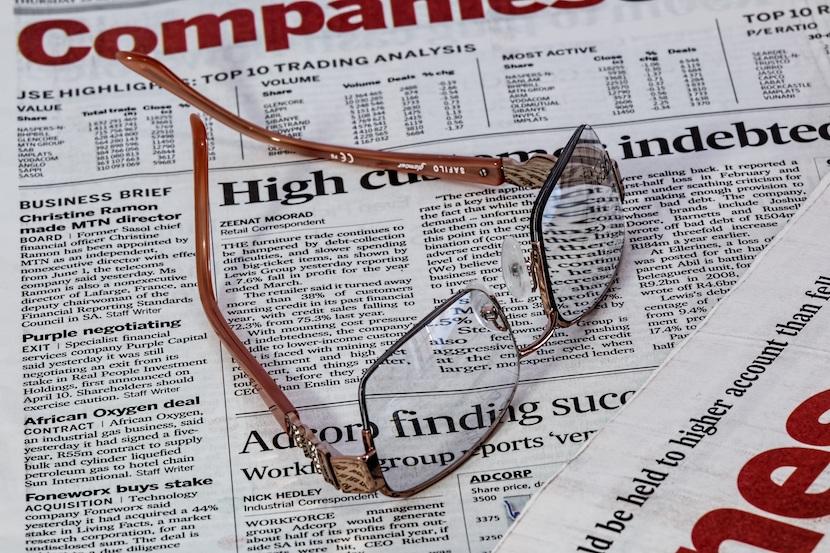 financial journalism
