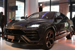 Lamborghini Urus Charges Into The South African Luxury Suv Market