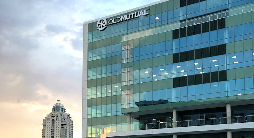 Old Mutual HQ, Mutual Place,