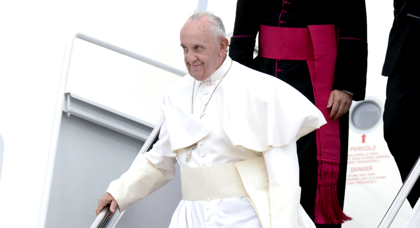 Pope Francis, Catholic Church
